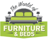 The World of Furniture & Beds Logo